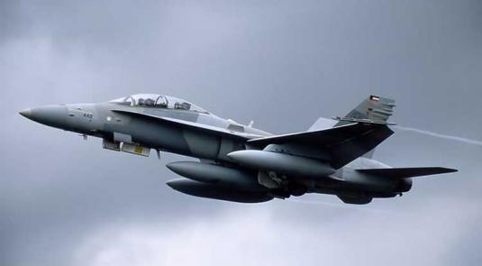 Kuwait Requests 32 F/A-18E/F Super Hornet Aircraft