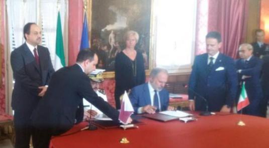 MBDA Italia to Provide Full Support to Qatar's 7 New Vessels