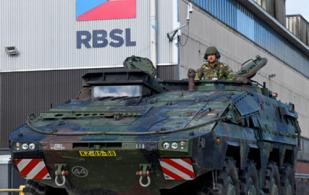 Rheinmetall, BAE Systems Launch Military Vehicle Joint Venture