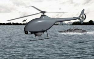 DCNS, Airbus Helicopters to Design VTOL Drone System