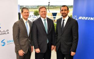 Mubadala, Solvay Establish Joint Venture Company