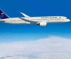 Boeing Delivers First 787 Dreamliner to Saudia