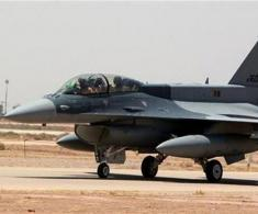 Iraq Receives New Batch of F-16 Fighter Jets