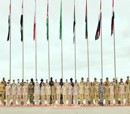 'Saif Al Arab' Joint Military Drill Kicks off in Egypt
