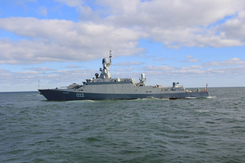 10 Buyan-M Warships to Join Russian Navy by 2019