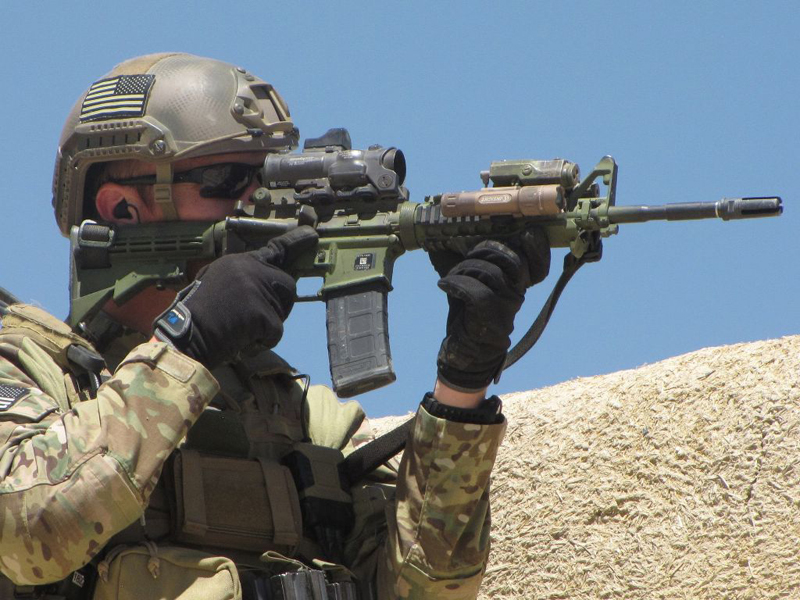 100 US Special Operation Forces Arrive to Iraq