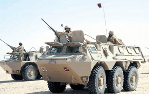 20 Countries Join Massive Military Maneuver in Saudi Arabia