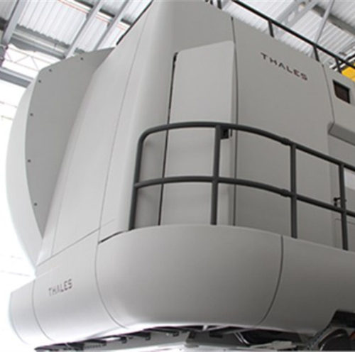 A400M to Get Two New Thales Military Training Simulators