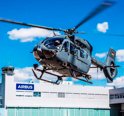 Airbus Helicopters Delivers 15th H145M to German Air Force