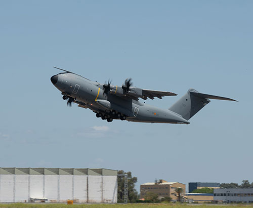 Airbus Delivers the 100th A400M