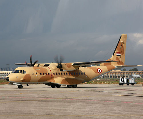Airbus Signs Major Integrated Support Contract with Egypt for C295