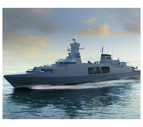 BAE Systems Showcases Type 31e Design at DIMDEX 2018