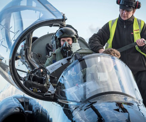 BAE Systems to Support New UK-Qatar Hawk Training Squadron