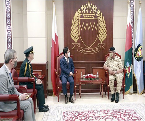 Bahrain, Korea Sign Military Cooperation Agreement