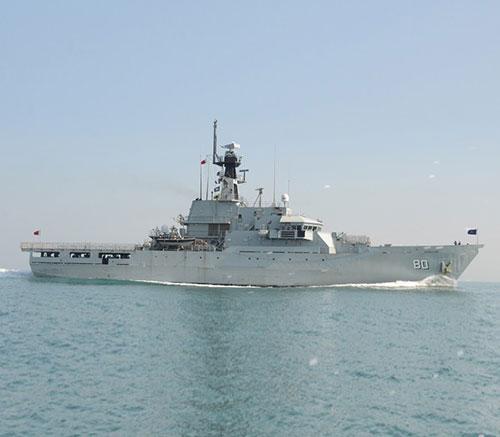Bahrain's 'RBNS Al-Zubara