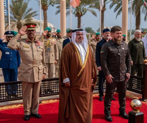 Bahrain's Crown Prince Inaugurates BIDEC 2019