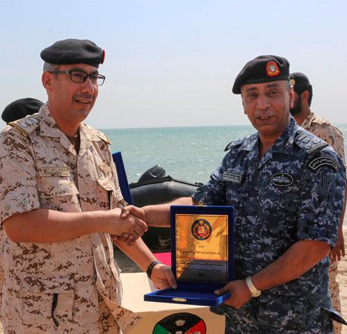 Bahrain Defense Force Concludes Iron Bridge 1 Exercise