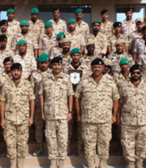 Bahrain Defense Force Hosts Graduation Ceremony