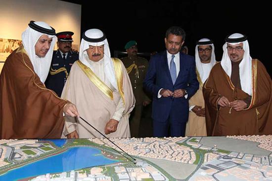Bahrain Premier Launches Mega Airport Expansion Project
