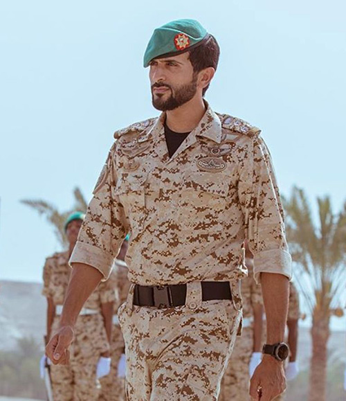 Bahrain Royal Guard Patronizes Commemoration Day