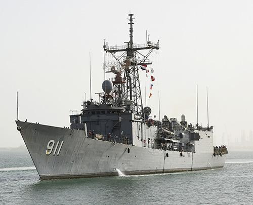 Bahraini-Egyptian 'Hamad-3' Drill Concludes