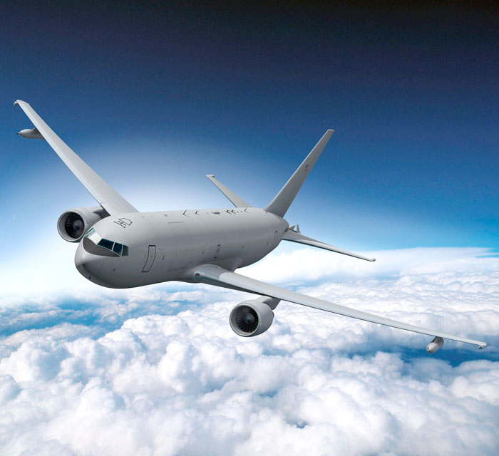Boeing, US Air Force Adjust KC-46 Tanker Schedule