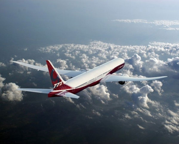 Boeing Celebrates Grand Opening of 777X Composite Wing Center