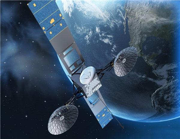 Boeing Completes Satellite for NASA TDRS Constellation