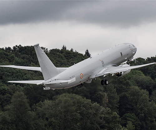 Boeing Delivers 10th P-8I Aircraft to Indian Navy