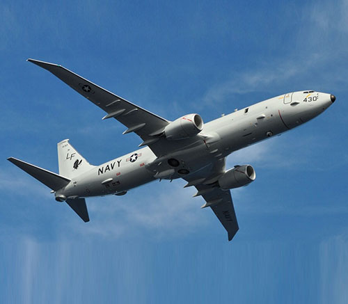 Boeing Receives P-8A Poseidon Contract from US Navy