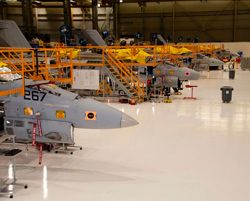 Boeing Wins 2nd U.S. Navy Contract for F/A-18 Service Life Modification