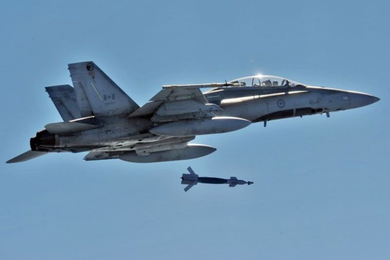 Canada to End Air Strikes in Iraq, Syria this Month