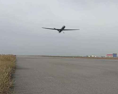 """China's """"Feilong-1"""" MALE UAV Conducts First Flight"""