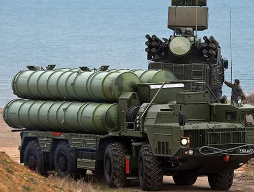 China Receives First Batch of Russian S-400 Missile Systems
