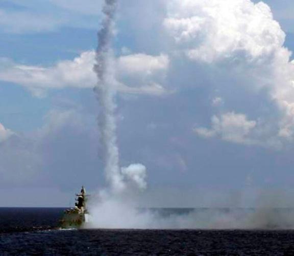 China, Russia Start Massive Naval War Games