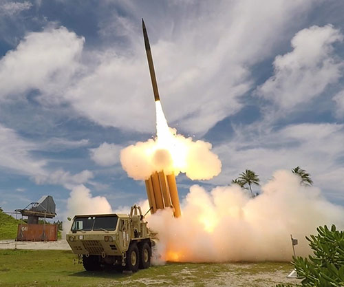 Collins Aerospace Delivers 600th Thrust Vector Actuation System for Critical Missile System