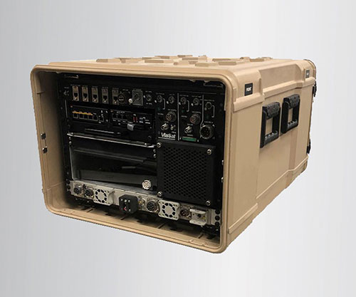 Curtiss-Wright's PacStar® Selected by Viasat for Enhancing Battlefield Network Equipment