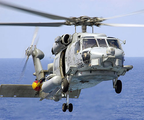 Curtiss-Wright to Upgrade U.S. Navy Seahawks' Mission & Flight Management Computers