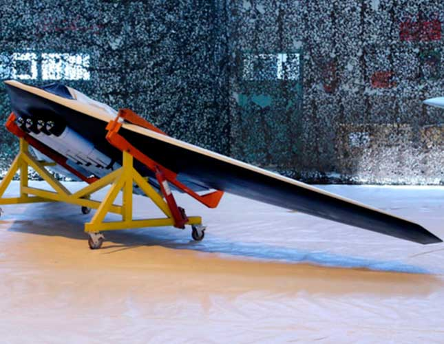 Iran Unveils Own Drone from RQ-170 Class