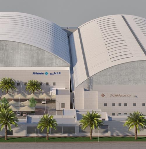 DC Aviation Al-Futtaim to Open 2nd Hangar During Dubai Airshow