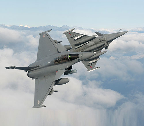 Dassault Aviation Committed to Serving Armies