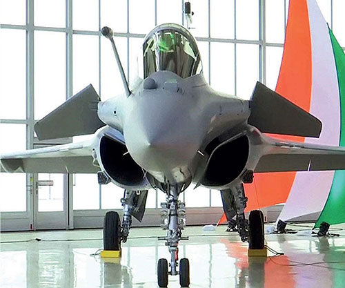 Dassault Aviation Denies Any Violations in Rafale Deal with India
