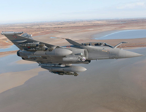 "Dassault Aviation Launches Rafale ""F4"" Standard"