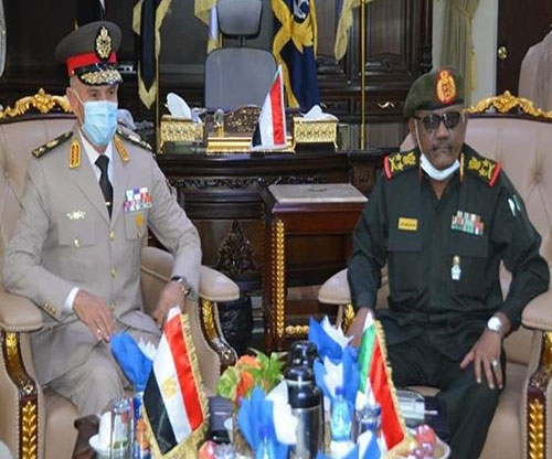 Egypt Calls for a Fourth Military Maneuver with Sudan