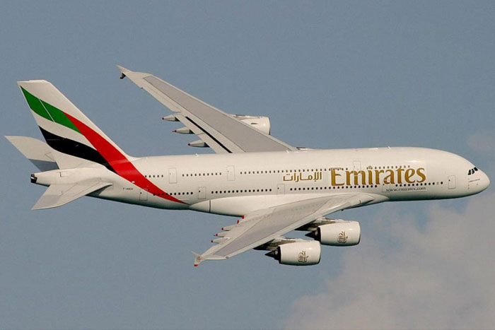 Emirates Selects UTC Aerospace Systems C.A.R.E. Program for A380 Maintenance