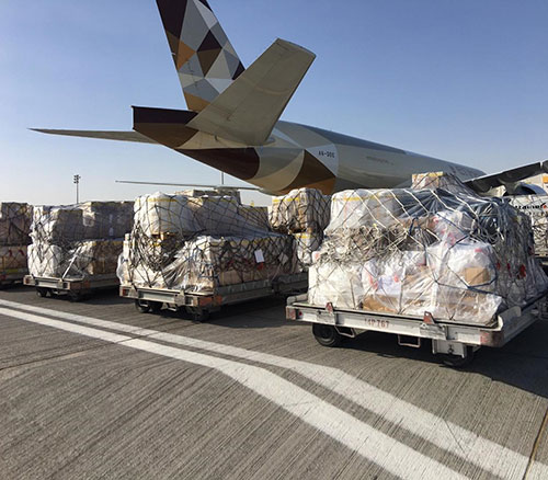 Etihad Expands Passenger Freighter Coverage
