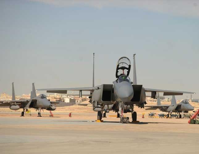 F15-SA Fighter Joins Royal Saudi Air Force Fleet