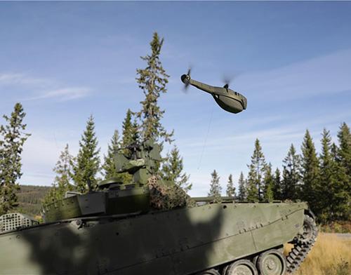 FLIR Launches Black Hornet Vehicle Reconnaissance System