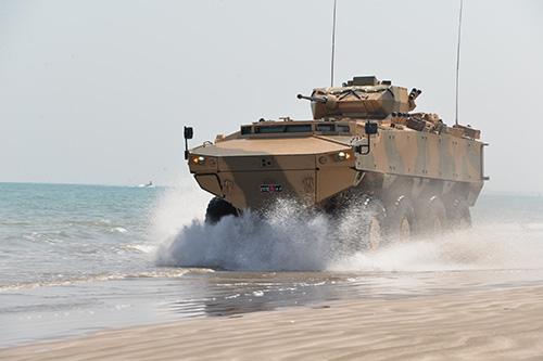 FNSS Launches PARS 4x4 Anti-Tank Vehicle at Eurosatory