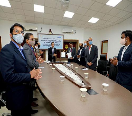 Fincantieri, Cochin Shipyard Sign Cooperation Agreement